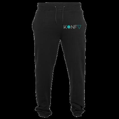 Motiv: Heavy Sweatpants - KONFV Lettering