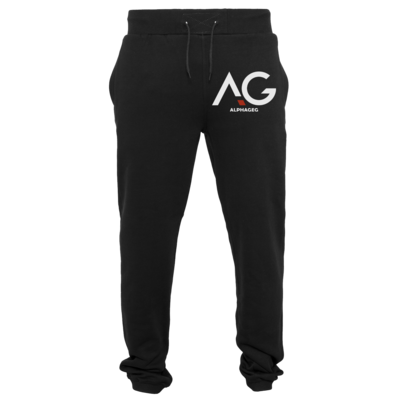 Motiv: Heavy Sweatpants - AG Basic Merch Logo