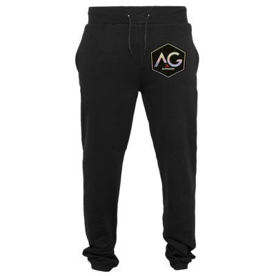 Motiv: Heavy Sweatpants - AG Stream Logo