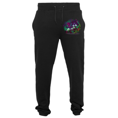 Motiv: Heavy Sweatpants - Pan Tau - Illidan (wow)