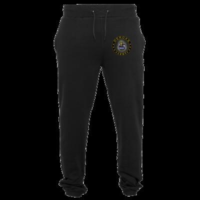Motiv: Heavy Sweatpants - Deroxs Army DeroxsTV Logo Kreis