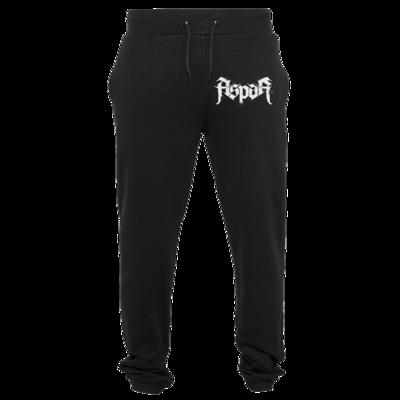 Motiv: Heavy Sweatpants - Logo Decay