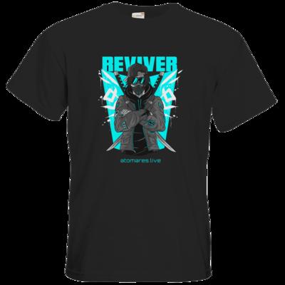 Motiv: T-Shirt Premium FAIR WEAR - BunkterTeam - Reviver