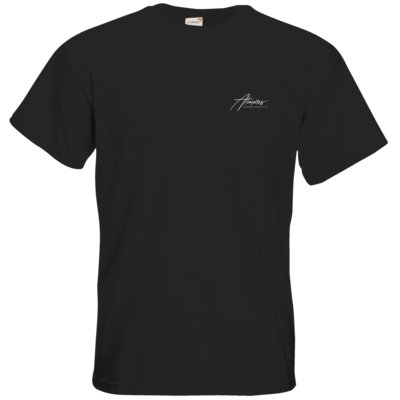 Motiv: T-Shirt Premium FAIR WEAR - Atomares Font Logo