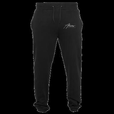 Motiv: Heavy Sweatpants - Atomares Font Logo