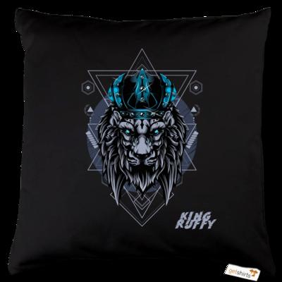 Motiv: Kissen Baumwolle - King Ruffy