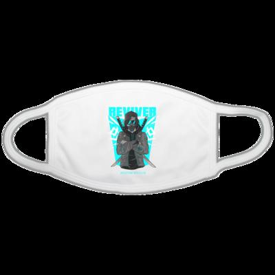 Motiv: Gesichtsmaske - BunkterTeam - Reviver
