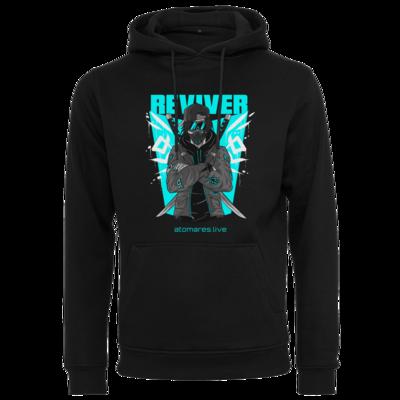 Motiv: Heavy Hoodie - BunkterTeam - Reviver