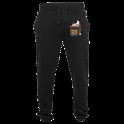 Motiv: Heavy Sweatpants - Müllhuhn