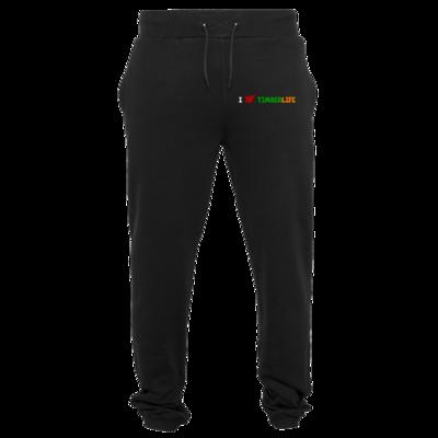 Motiv: Heavy Sweatpants - I love TimberLife