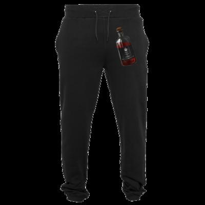 Motiv: Heavy Sweatpants - Rosso Rotwein