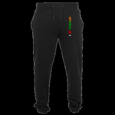 Motiv: Heavy Sweatpants - I love TimberLife - vertikal