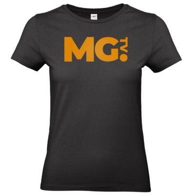 Motiv: T-Shirt Damen Premium FAIR WEAR - Massengeschmack-Logo
