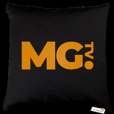 Motiv: Kissen Baumwolle - Massengeschmack-Logo