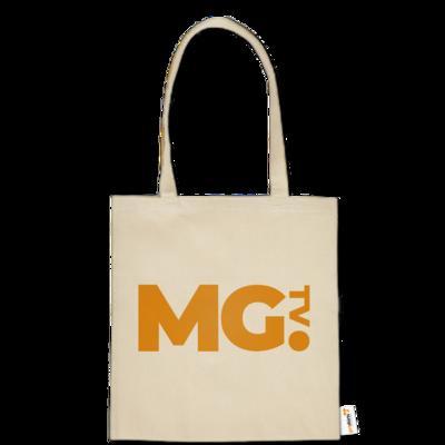 Motiv: Baumwolltasche - Massengeschmack-Logo