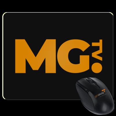 Motiv: Mousepad Textil - Massengeschmack-Logo