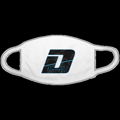 Motiv: Gesichtsmaske - Deroxs Camouflage Logo