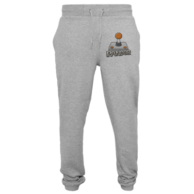 Motiv: Heavy Sweatpants - Pandor Logo