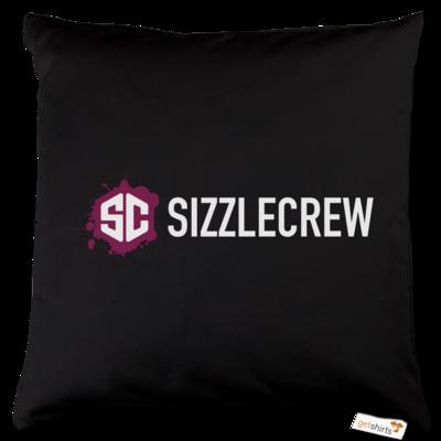 Motiv: Kissen Baumwolle - SizzleCrew