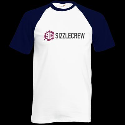 Motiv: Baseball-T FAIR WEAR - SizzleCrew