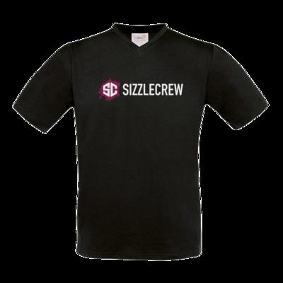 Motiv: T-Shirt V-Neck FAIR WEAR - SizzleCrew