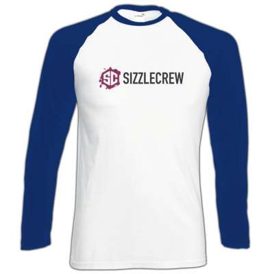 Motiv: Longsleeve Baseball T - SizzleCrew