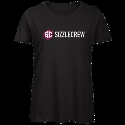 Motiv: Organic Lady T-Shirt - SizzleCrew