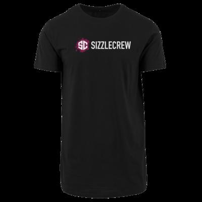 Motiv: Shaped Long Tee - SizzleCrew