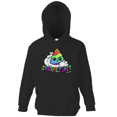 Motiv: Kids Hooded Sweat - sparkleshit
