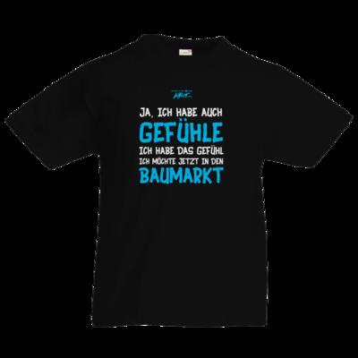 Motiv: Kids T-Shirt Premium FAIR WEAR - Ich habe auch Gefühle
