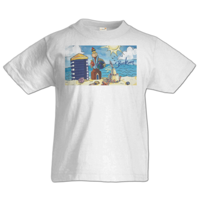 Motiv: Kids T-Shirt Premium FAIR WEAR - Eilert am Strand