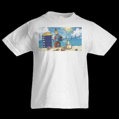 Motiv: Kids T-Shirt Premium FAIR WEAR - Eilert am Strand