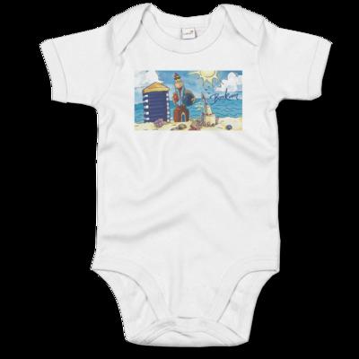 Motiv: Baby Body Organic - Eilert am Strand