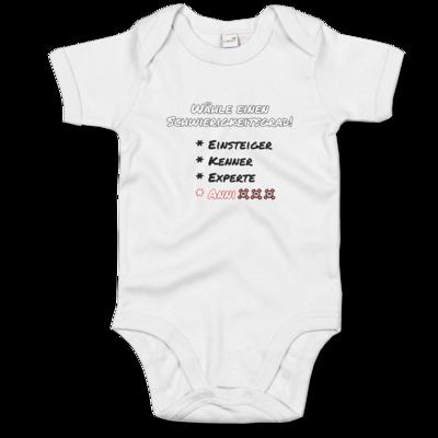 Motiv: Baby Body Organic - Schwierigkeitsgrad Anni