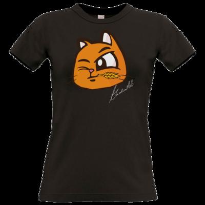 Motiv: T-Shirt Damen Premium FAIR WEAR - Signature