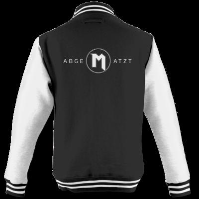 Motiv: College Jacke - Banner Full Logo