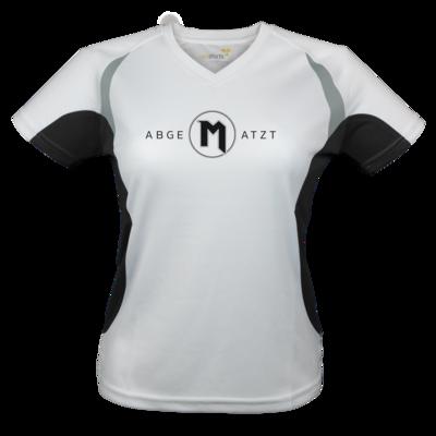 Motiv: Laufshirt Lady Running T - Banner Full Logo