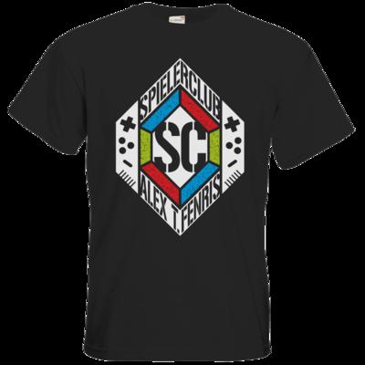 Motiv: T-Shirt Premium FAIR WEAR - CTRL-Gemstone