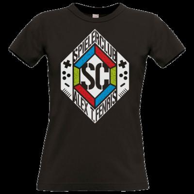Motiv: T-Shirt Damen Premium FAIR WEAR - CTRL-Gemstone