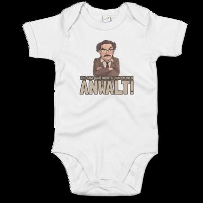 Motiv: Baby Body Organic - Feuerflieg - Anwalt
