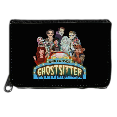 Motiv: Geldboerse - Ghostsitter
