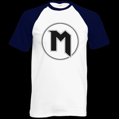 Motiv: Baseball-T FAIR WEAR - M Logo