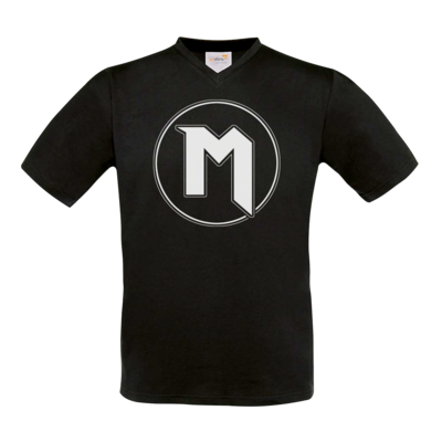 Motiv: T-Shirt V-Neck FAIR WEAR - M Logo