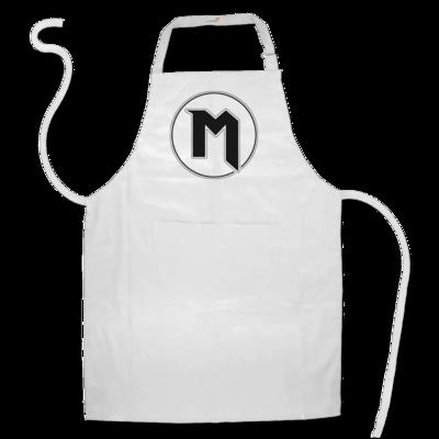 Motiv: Schürze - M Logo
