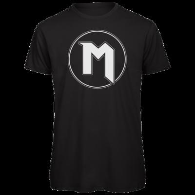 Motiv: Organic T-Shirt - M Logo