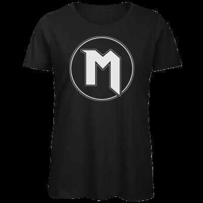 Motiv: Organic Lady T-Shirt - M Logo