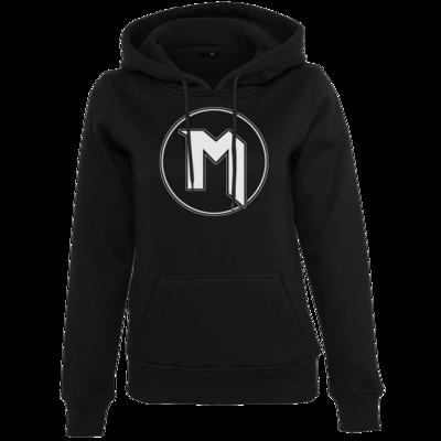 Motiv: Womens Heavy Hoody - M Logo