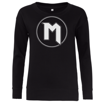 Motiv: Girlie Crew Sweatshirt - M Logo