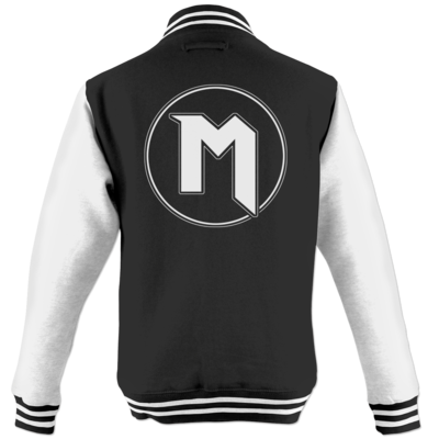 Motiv: College Jacke - M Logo