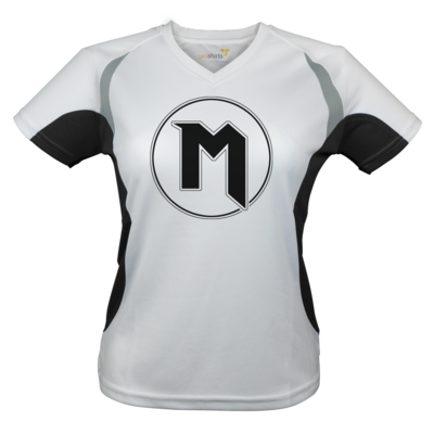 Motiv: Laufshirt Lady Running T - M Logo